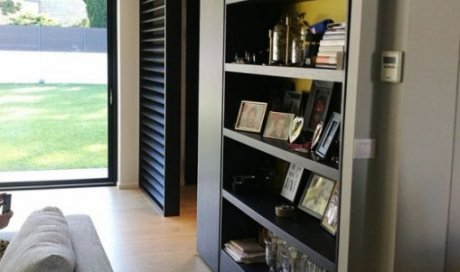 Aménagement claustra