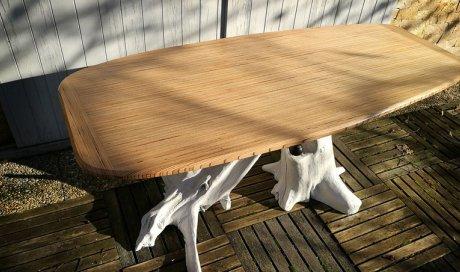Table bois flotté Valence