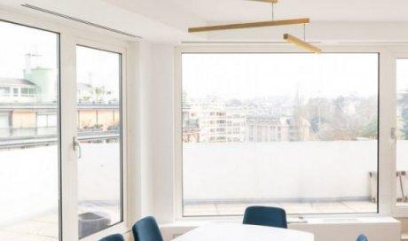 Rénovation complète de bureaux à Genève - Livraison printemps 2017