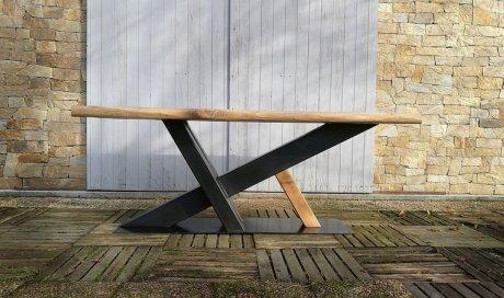 Table industrielle Valence